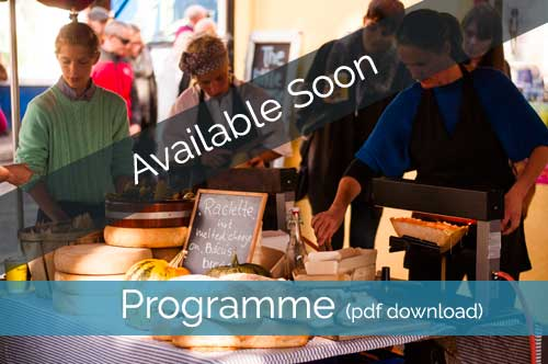 Food Festival Programme Download