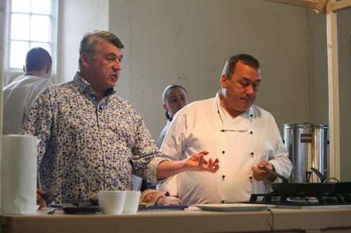 Dingle Cookery Demonstrations