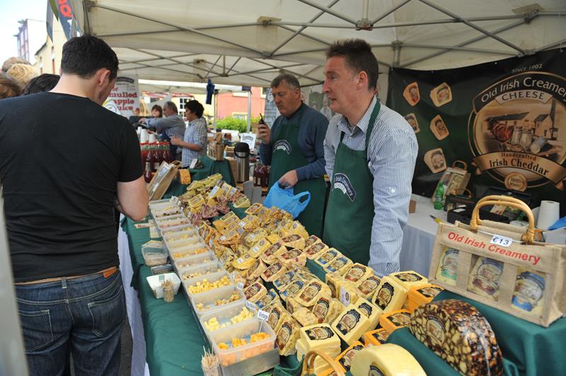 Food Markets at Dingle Food & Wine Festival