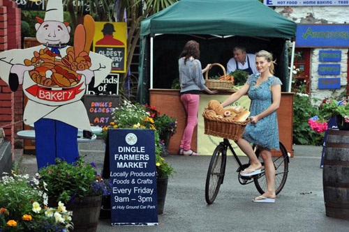 Food Festival Markets