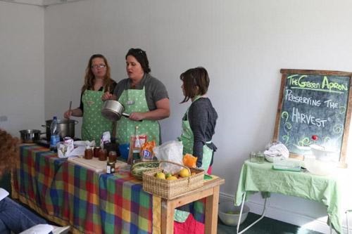 Food Festival Workshops